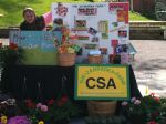 THe Farmer's Daughter Promoting The CSA