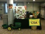 Promoting CSA at The Women's Expo