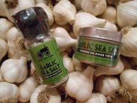 Herbes de Knob View Garlic Sea Salt