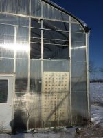 Greenhouse damage