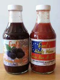 Local BBQ Sauces