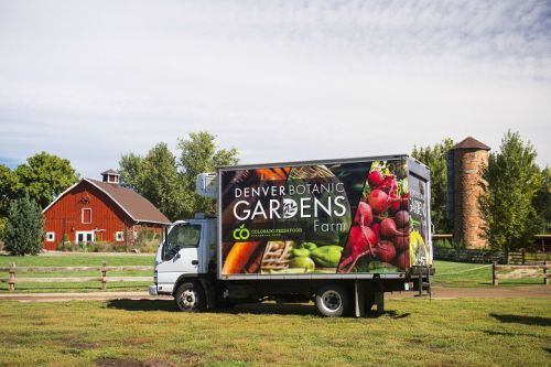 our new refrigerated truck