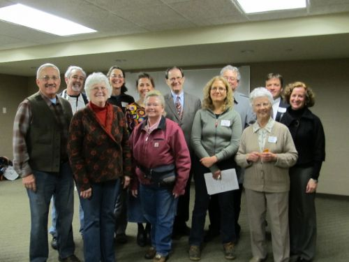 Local Harvest Alliance and guests at 2011 Annual Meeting