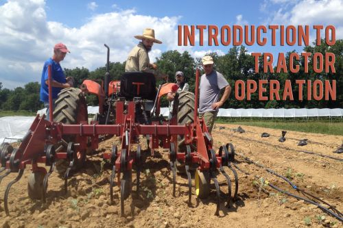 Introduction to Tractor Operation