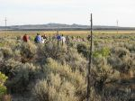 Tuesday's Field Trip: Land-use legacies at an historic dry farm at the 2011 EBIPM Field School