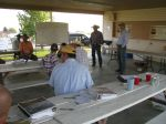 Visiting with Local Ranchers at the 2011 EBIPM Field School
