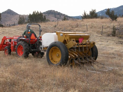 Implementing the one-pass system at the Circle Bar Ranch near Mitchell, Oregon