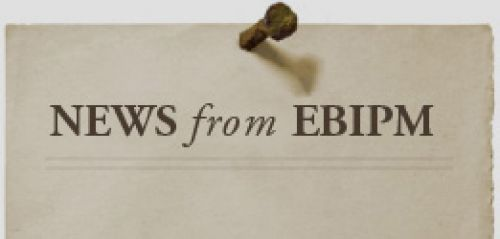 News from EBIPM graphic