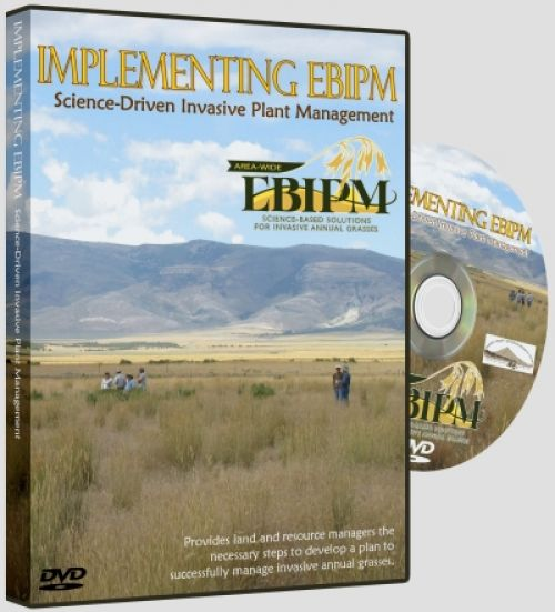 Implementing EBIPM: Science-Driven Invasive Plant Management DVD