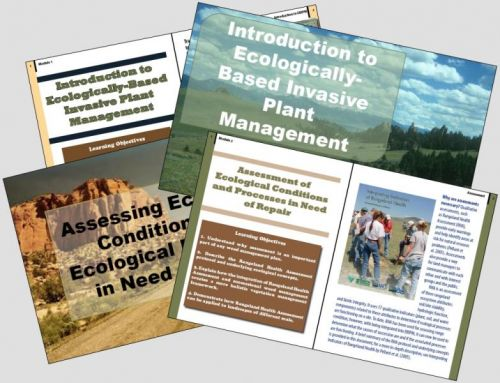 EBIPM University and Land Manager Curriculum