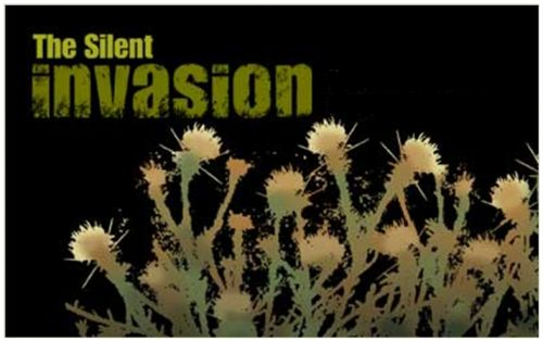 The Silent Invasion video graphic