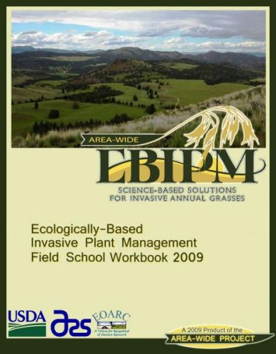 EBIPM 2009 Field School Workbook cover