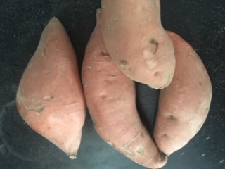 Sweet Potatoes, conventional, small