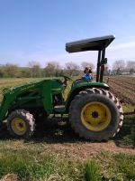 New tractor driver?