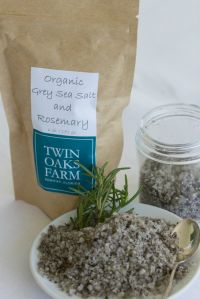 Grey Sea Salt and Rosemary