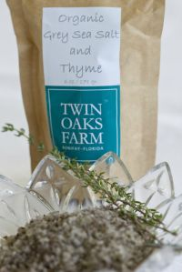 Grey Sea Salt and Thyme