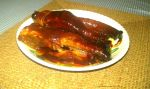 Slow cooked Pork Spareribs