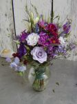 Field Florals Design using Zephyros Flowers