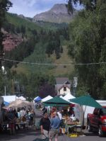 Telluride Farmers Market, one of the best!