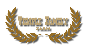 Temple Family Farm Logo