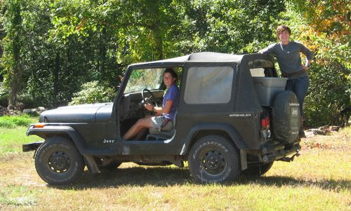 The jeep that wouldn't quit