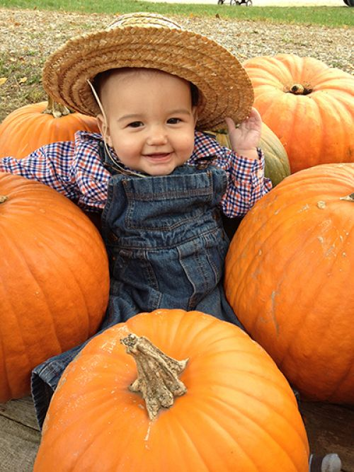 Fall Family Photos and Fun at Devon Point Farm Woodstock CT