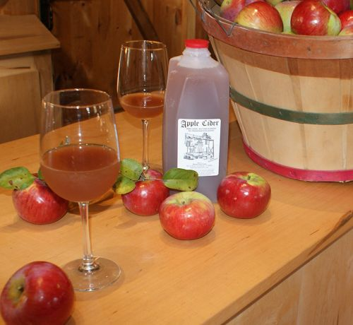 Cider so good you need a wine glass