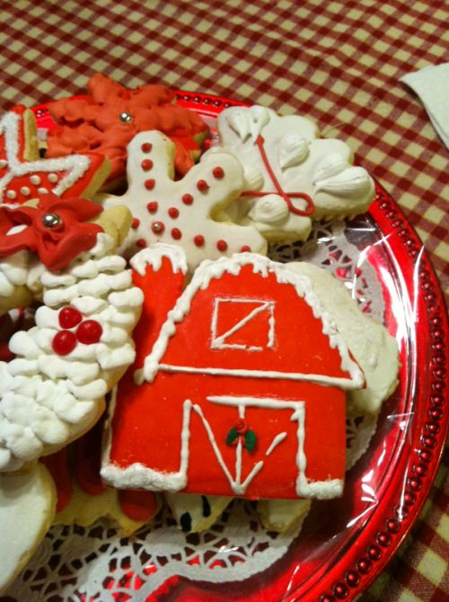 Barn Cookie