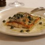 Baked Whitefish with Capers