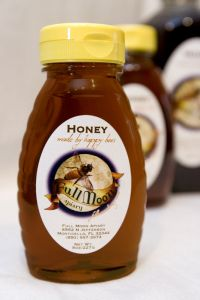 Honey 8oz.