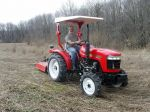 New Tractor  March 2010