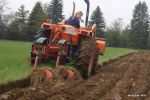 plowing the back field