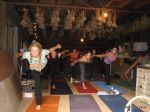Yoga in the Barn