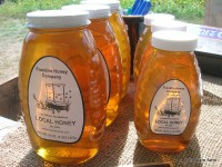 Provisions: Franklin Honey, 1 lb