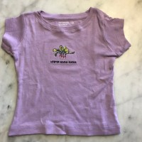 Short Sleeve T-shirt - Lavender