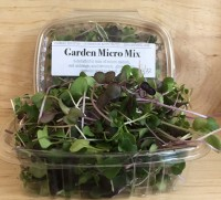 Produce: Mike's Micros, Garden Mix