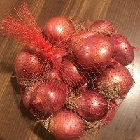 Produce: Baby Red Onions, 2 lb bag
