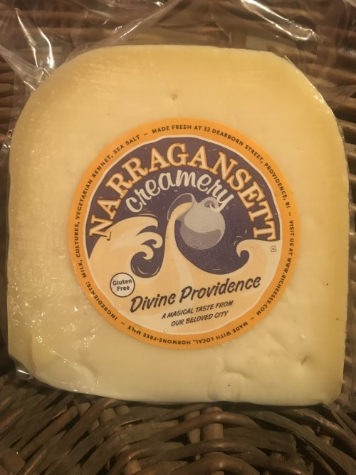 Provisions: Narraganset creamery, Divine providence