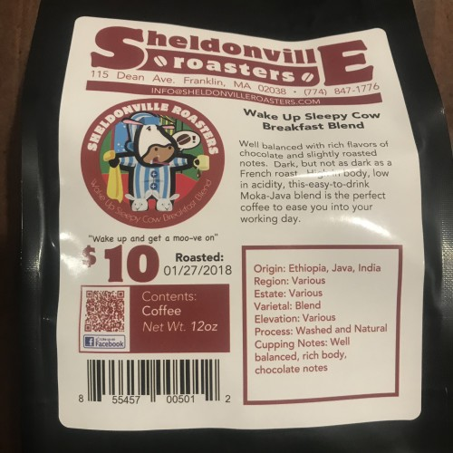 Provisions: Coffee, Breakfast Blend
