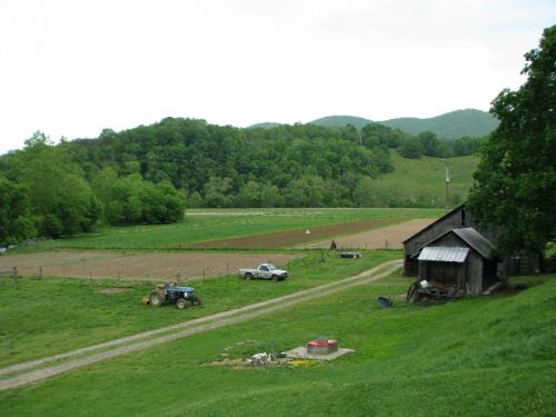 Fields and Barns -