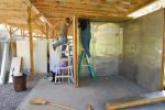 walk in cooler construction
