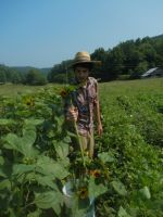 Mitch the crazy sunflower murderer!