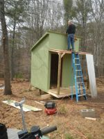 Building the third cabin