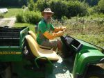 """In John Deere Green..."""