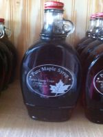 Pure Maple Syrup 12oz