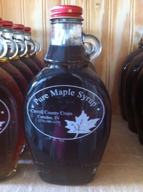 Pure Maple Syrup 8oz