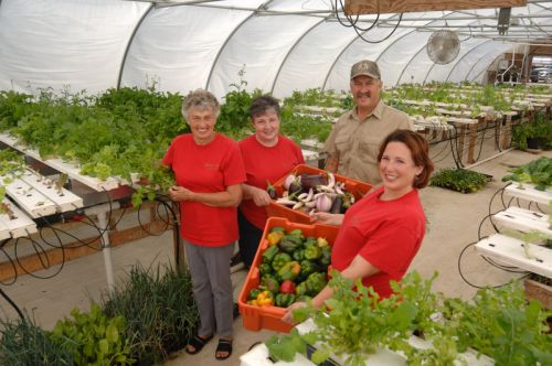 Three generations of the Leach family operate Avalon Farms Homegrown.