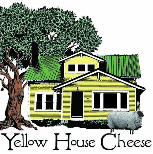 Yellow House Cheese Logo