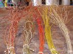 Bunches , tip size : Red Curly Willow, Green Curly Willow, Cardinal Dogwood , Yellow Twig Dogwood, and Purple Heirloom Willow