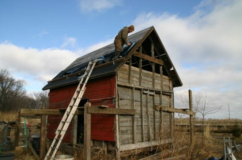 granary roofing